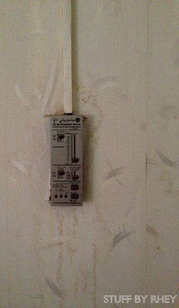 Retro AC controller