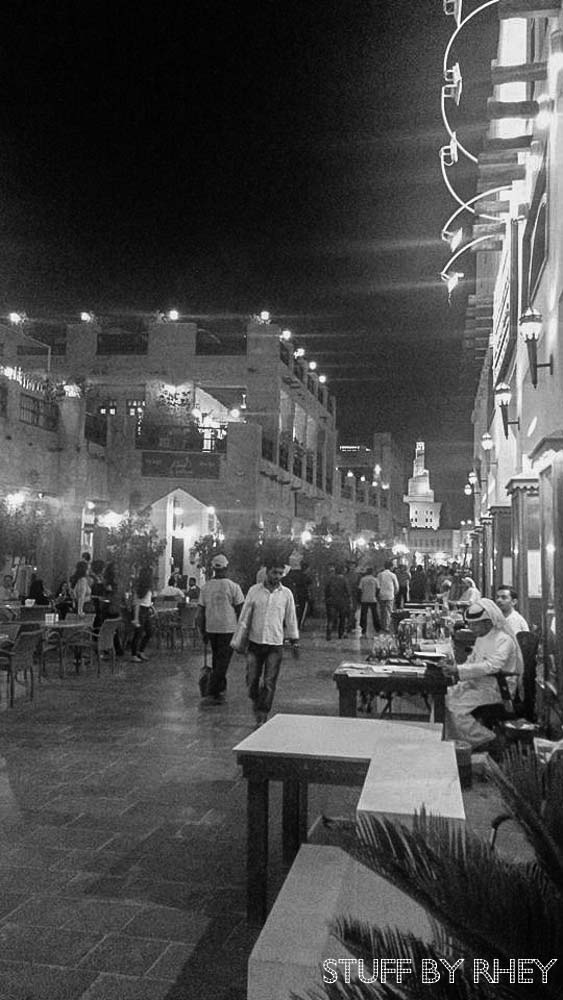 Souq waqif, Art Center