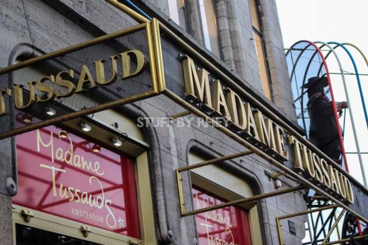 Madame Tussaud's in Amsterdam