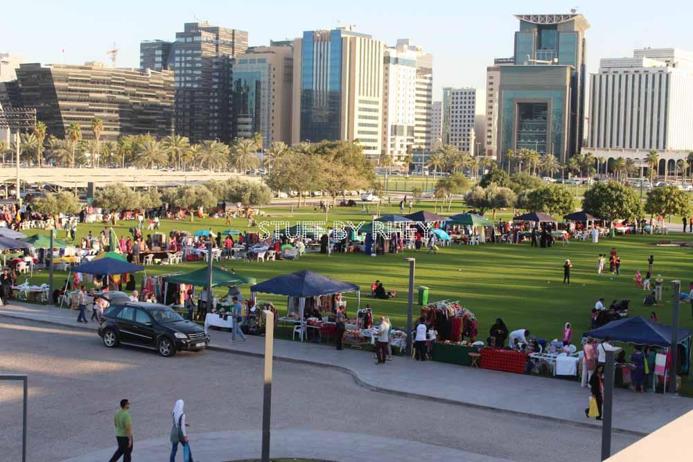 MIA Park Bazaar