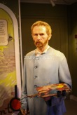 Vincent Van Gogh at Madame Tussaud's Amsterdam