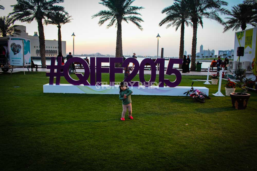 aria at the QIFF 2015