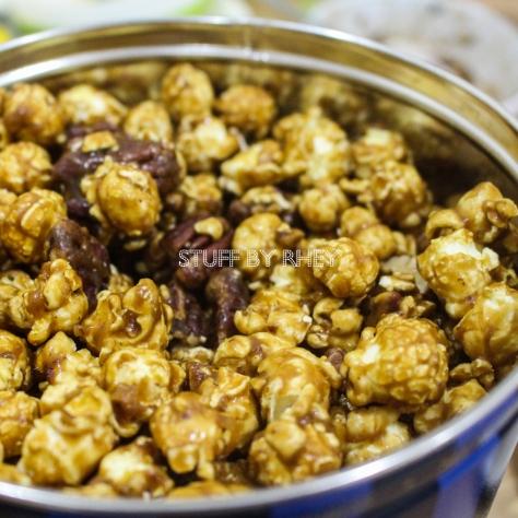 Pecan Caramel Crisp from Garrets